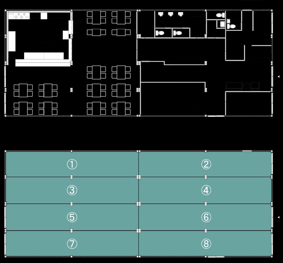 コンテナを使ったホテルの建築例