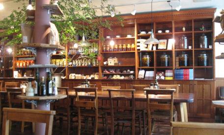 カフェの店舗デザイン・店舗内装例