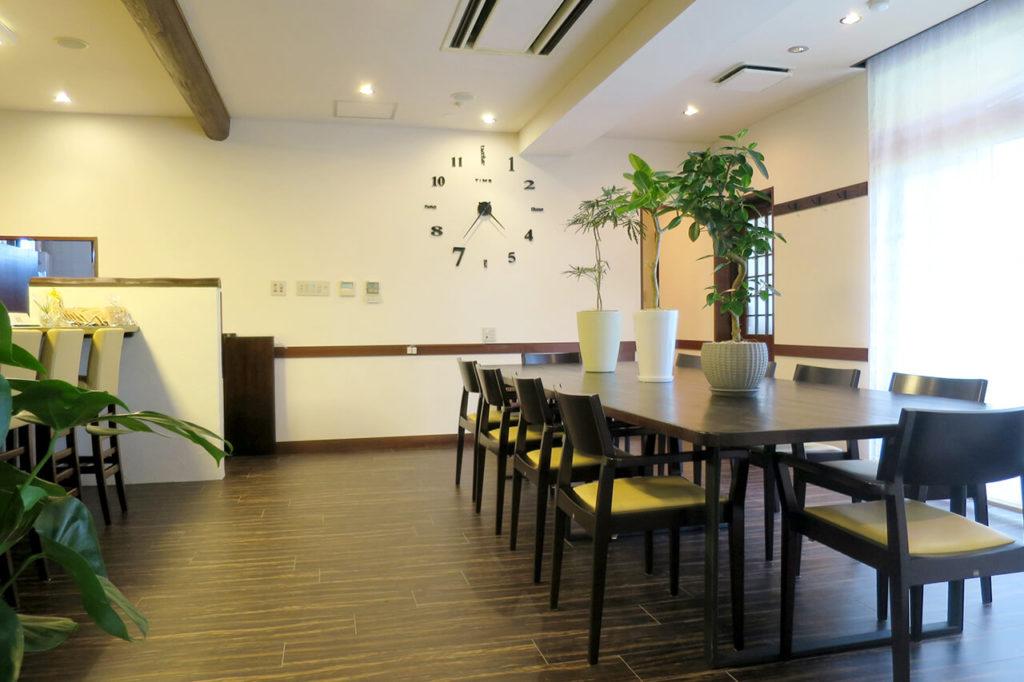 仙台市若林区の珈琲豆とカフェの内装例_カフェスペース